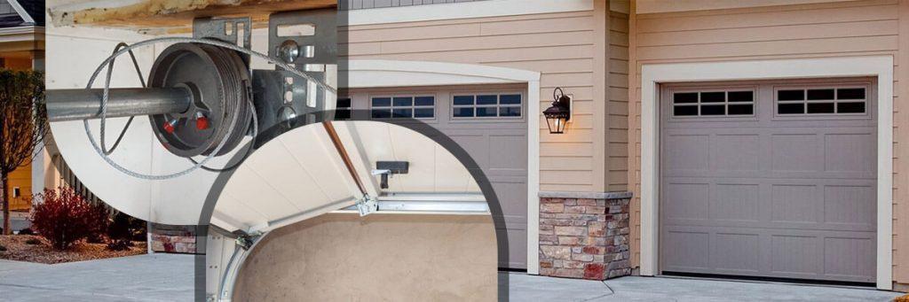 Garage Door Cables Repair University City